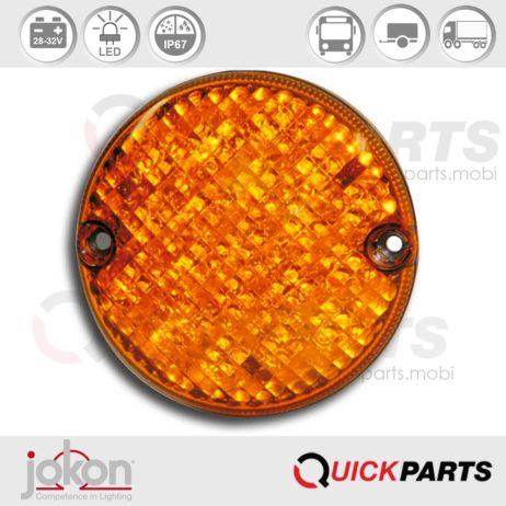 LED-richtingaanwijzer 2a   28-32V   Jokon E2-0103038, BL 720/28V