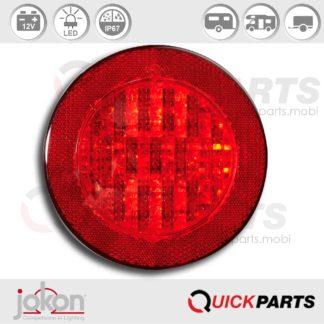 LED Fog Light with reflector   12V   Jokon E2-06012