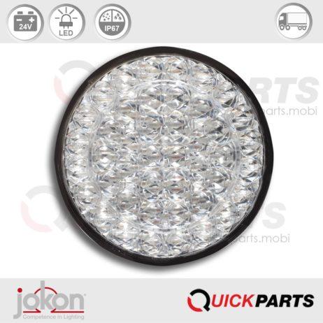 LED Fog Light | 24V | Jokon E2-06056, SN 726/24V