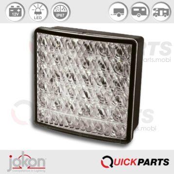 LED-Nebelschlussleuchte | 12V | Jokon E2-06063, SN 280w/12V
