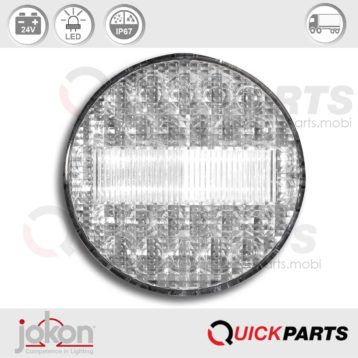 LED Rückfahrleuchte | 24V | Jokon E2-06016, W 730/24V
