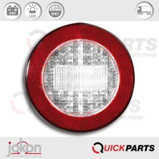 LED Reversing Light   24V   Jokon E2-06013