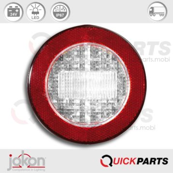 LED Reversing Light | 24V | Jokon E2-06013