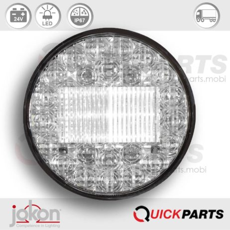 LED Reversing Light | Jokon E2-06052, W 726/24V