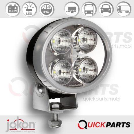 Luz de trabajo Led con voltaje 9-32 | Jokon CE, EMV / EMC