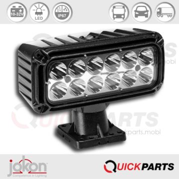 13.7030.000.quickparts, Jokon 13.7030.000, CE, EMV / EMC, Quadr. LED 1.500S
