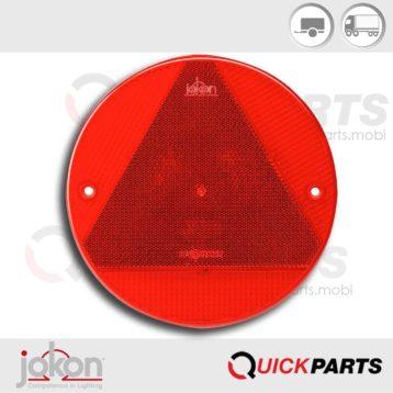 Driehoek-reflector | Jokon 32.0001.020, E1-023054