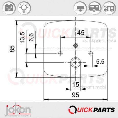 Replacement Lens | Jokon E1-43369