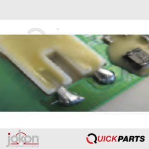 Aislamiento de un solo cable para una clase de protección IP alta y máx. confiabilidad