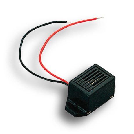 Electronic buzzer for fitment in vehicle interiors | 24V | 68dB