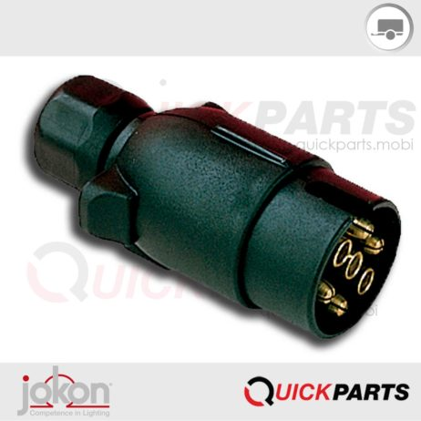 7-pin plug | 12V | Jokon 40.0003.000, ST 7120