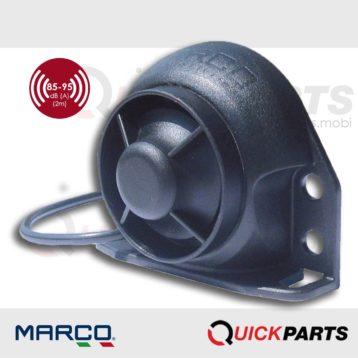 Alarme de recul | 6-100v | 85 - 95 dB | Marco BK1 - 104 120 15