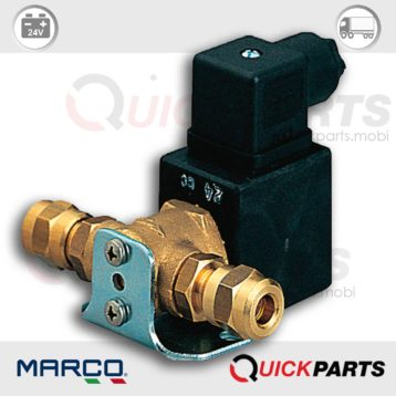 Electric valve particularly |24V, Marco 111 120 13, EV130/S-24V