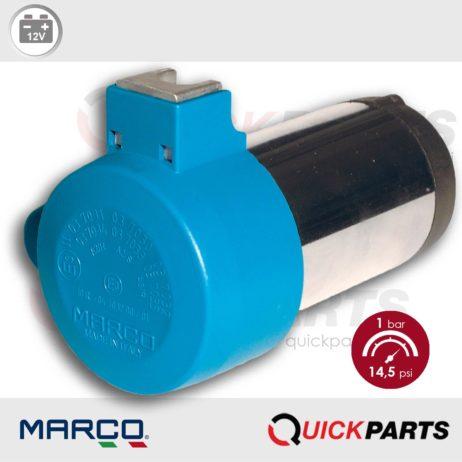 Compressor | 12V | Marco 113 100 02, MAM2, R. 10 ECE/ONU