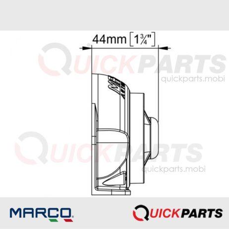 Back-up alarms designed | 6/100v