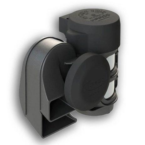 Elektropneumatische Hupe mit doppeltem Kompressor| 12V| 112dB