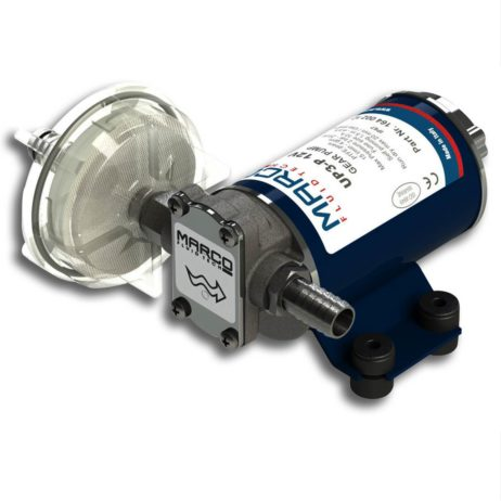 Self-priming electric pumps with PTFE gears | 12V