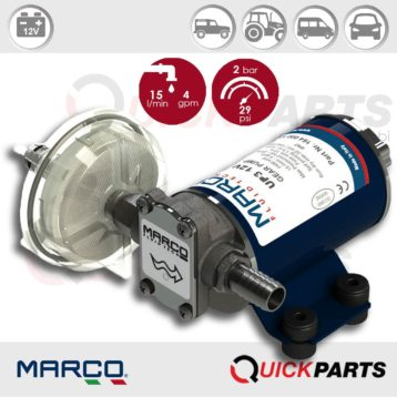 Marco 164 000 12, MAUP3-12V