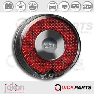Luz LED de parada / luz trasera | 12V | Jokon E13-34663