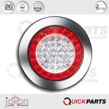 LED Direction / Stop / Tail Light | 24V | Jokon E1-4231