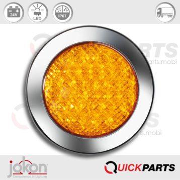 LED Knipperlichten 2a | 24V | Jokon E2-06015