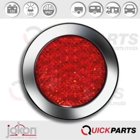 LED Fog Light   12V   Jokon E2-06017, SN 735/12V
