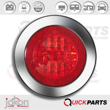 LED Fog Light / refl. | 12V | Jokon E2-06012