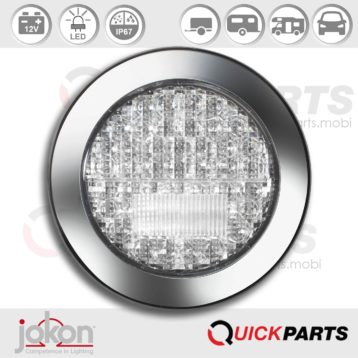 LED Fog / Reversing Light | 12V | Jokon 13.3108.000, E2-06046