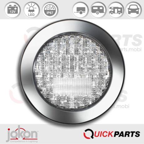 LED Fog / Reversing Light | 12V | Jokon 13.3108.000, E2-06046