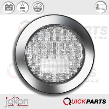 LED Fog / Reversing Light |24V | Jokon E2-06046