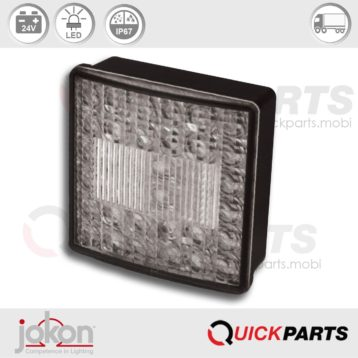 13.6027.000.quickparts E2-06064, W 280/24V
