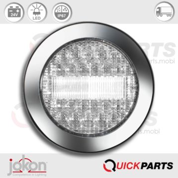 LED-Rückfahrleuchte |24V | Jokon E2-06016, W 735/24V