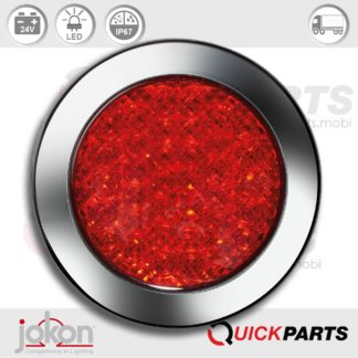 LED / Stop / Tail Light | 24V | Jokon E2-06014