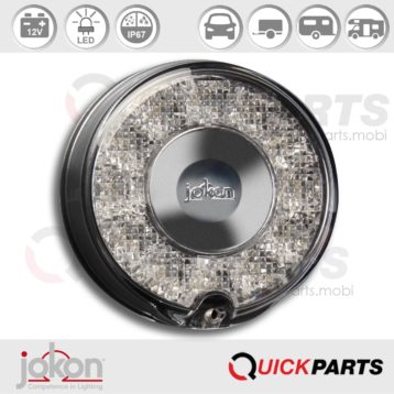 LED Fog Light | 12V | Jokon 13.3039.000, E13-34807