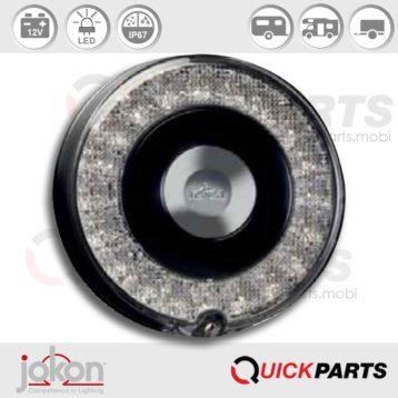 LED-Rückfahrleuchte | 12V | Jokon E13-34810, W 780/12V