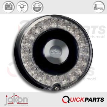 LED Reversing Light | 24V | Jokon E13-34810