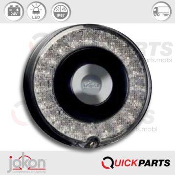 Luz de marcha atrás LED | 24V | Jokon E13-34810