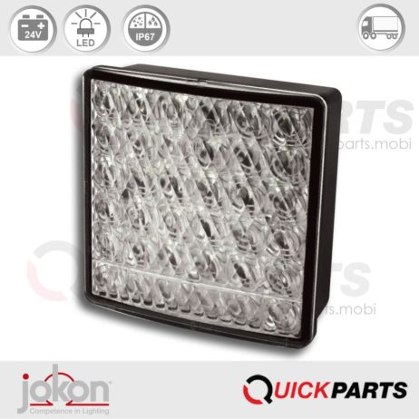 LED direccional / luz trasera | 24V | Jokon E2-06067