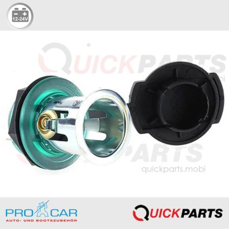 Automotive socket 21 mm Female, Pro Car