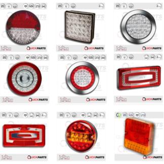LED Multifunktionsleuchten