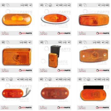 Side Marker Lights