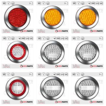 Système d'éclairage LED 735