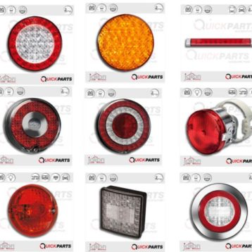 Modular Rear Light