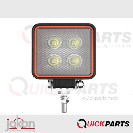 Led Work Light 840 Lumen - 12-24 Volts - Jokon 137040000, ECE R10